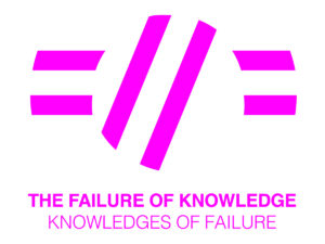Logo of the Network The Failure of Knowledge – Knowledges of Failure