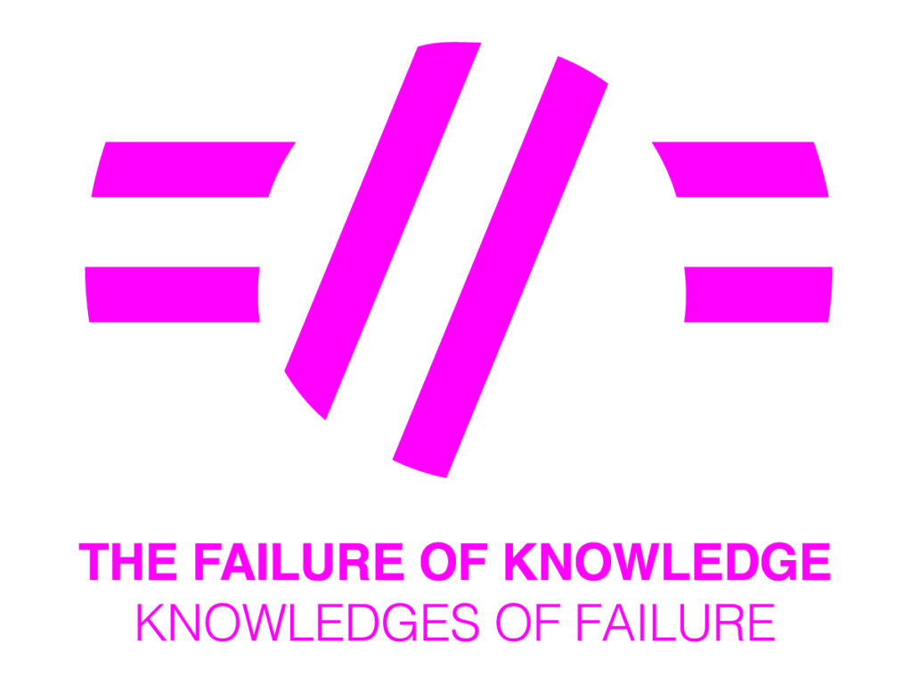 Logo des Netzwerks Scheitern des Wissens – Wissendes Scheitern